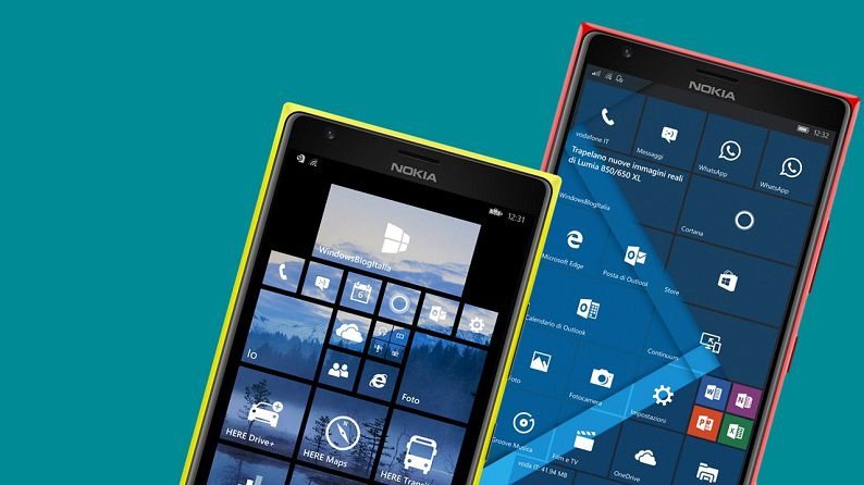 Windows 10 Mobile build 10586.164
