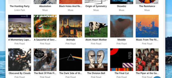 AlbumsLight