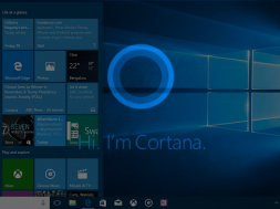 Cortana Search Featured