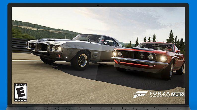 Forza Motosport Build 2016