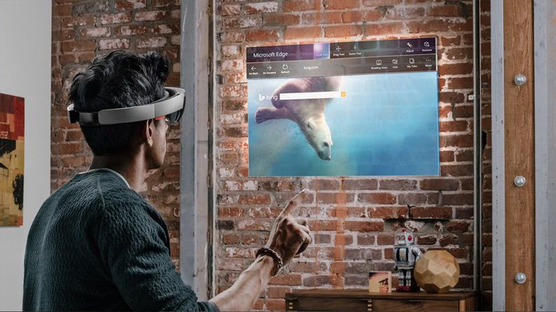 HoloLens Build 2016