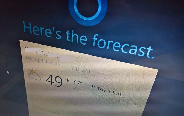 Как включить Cortana на экране блокировки Windows 10