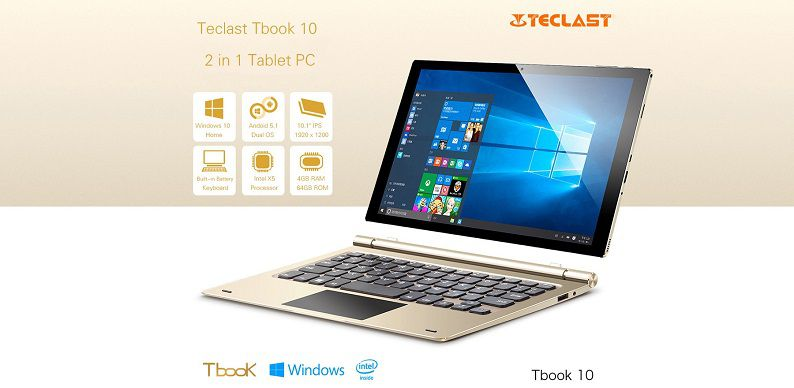 Teclast Tbook 10