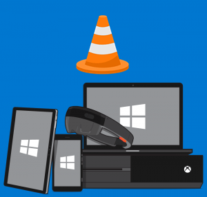 VLC UWP Windows 10