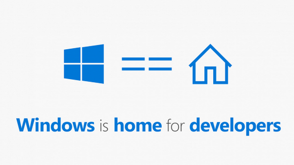 Window Home For Developers
