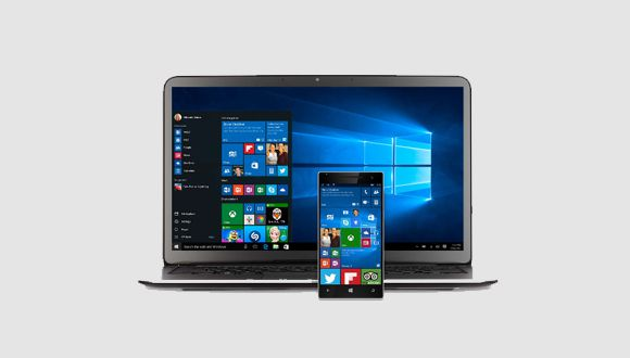 Windows 10 PC and Mobile
