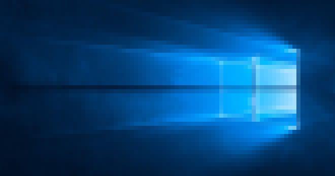 Windows 10 Wallpaper Blurred