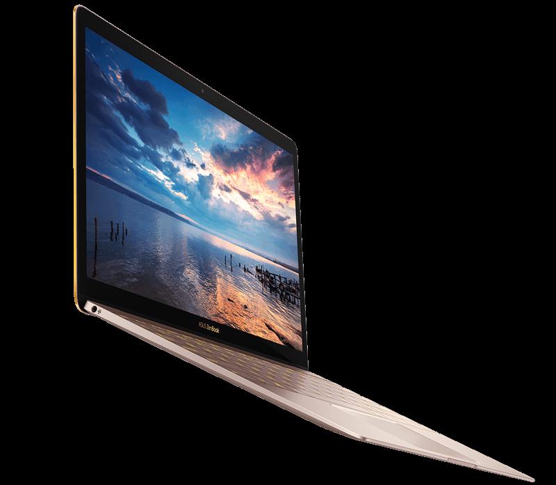 ZenBook 3 от Asus – тоньше, легче и мощнее, чем Apple MacBook