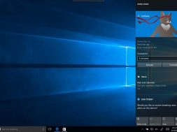 Action Center Windows 10 AU Flyout