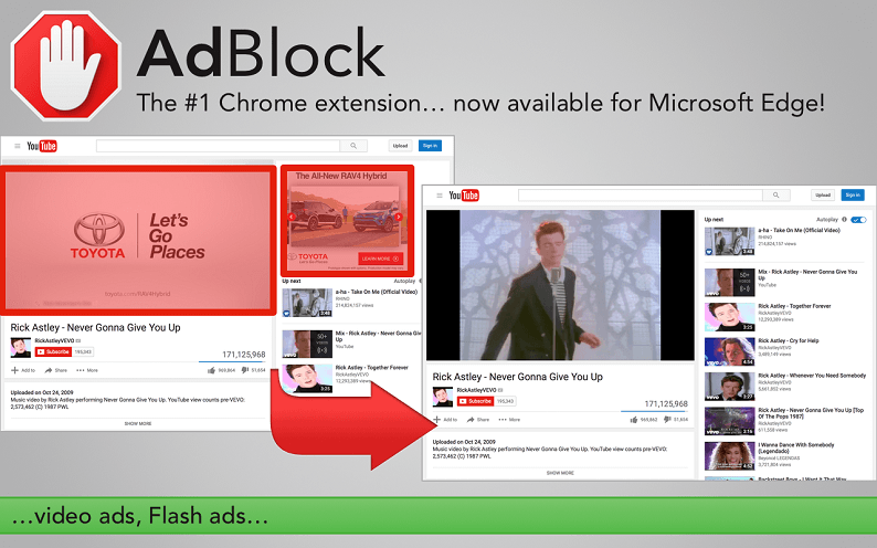 AdBlock for Microsoft Edge