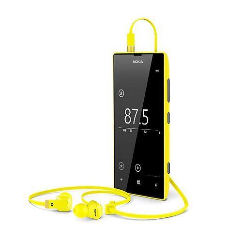 Lumia 520 FM radio