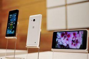 Microsoft Lumias 950