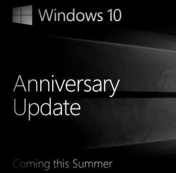 Windows 10 Anniversary Update 1