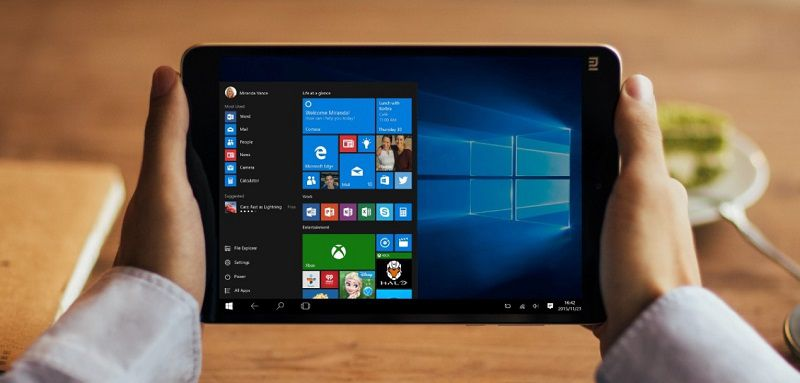 Microsoft разрешила производителям выпускать 9-дюймовые устройства с Windows 10 Mobile
