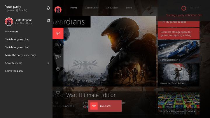 С обновлением Summer Update Xbox One получит Cortana, Store и многое другое