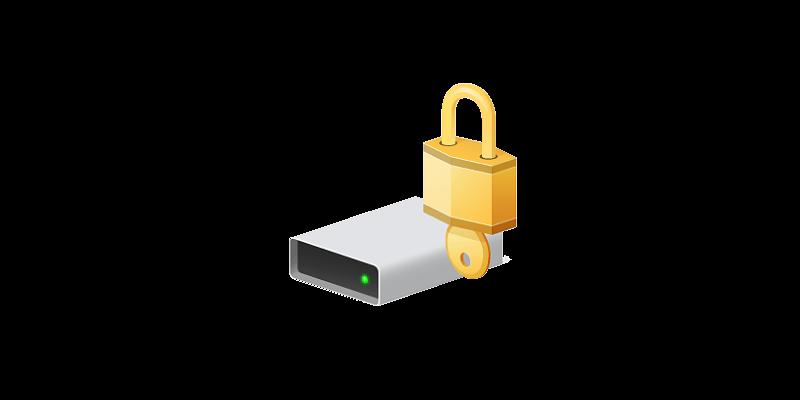 Как запаролить доступ к флешке с помощью штатной функции Windows – BitLocker