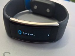 Cortana Microsoft Band 2 Android