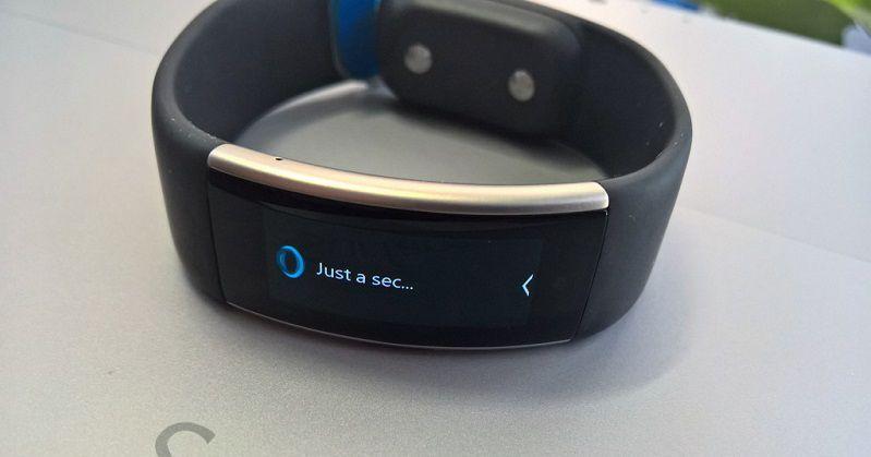 Пользователи Android теперь могут пользоваться Кортаной в сочетании с Microsoft Band 2