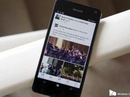 Facebook Windows 10 Mobile