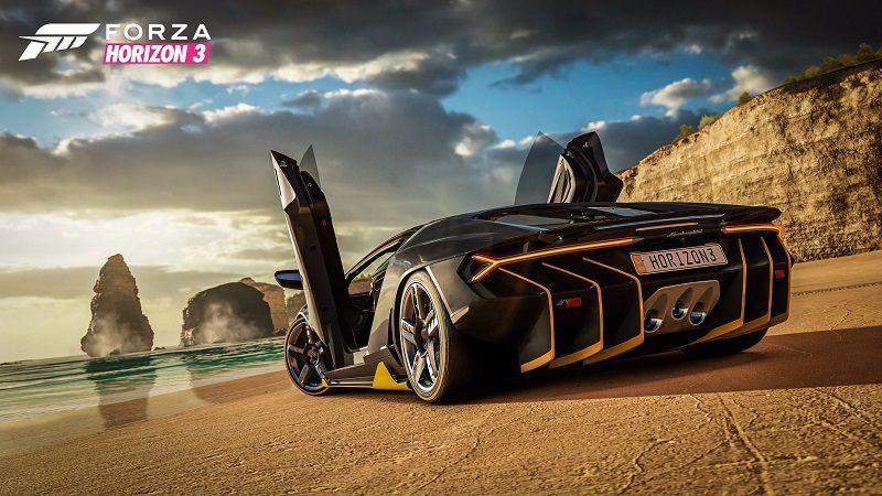 Forza Horizon 3 будет выпущена в сентябре эксклюзивно для Windows 10 и Xbox One