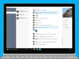 GroupMe for Windows 10