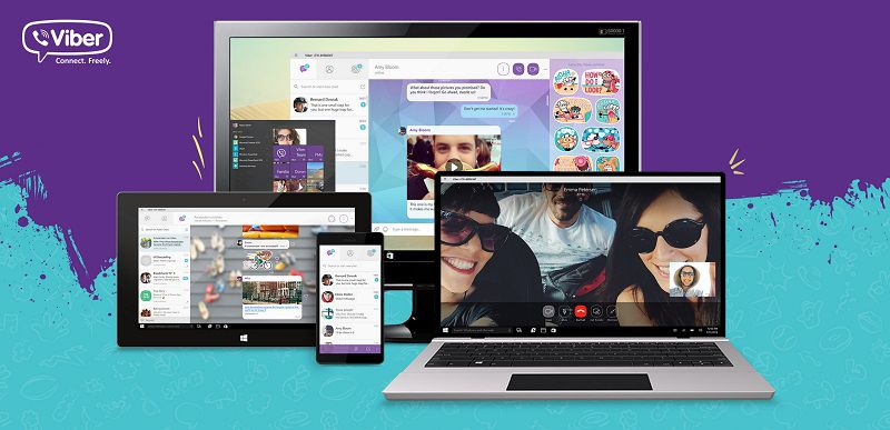 Началось открытое бета-тестирование универсального приложения Viber для Windows 10