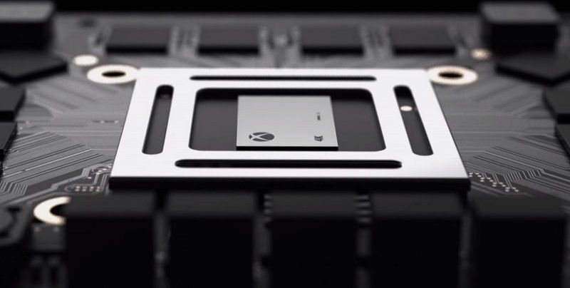 Консоль Xbox Project Scorpio будет выпущена в 2017-ом