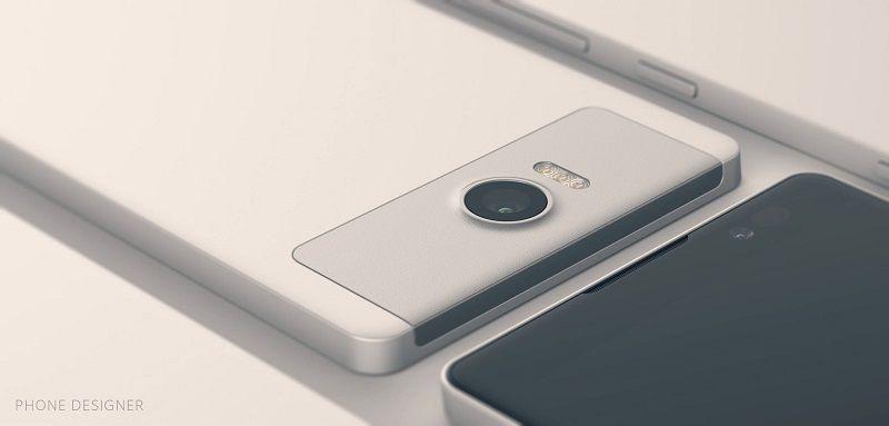 Следующий смартфон от Microsoft – мощный и инновационный