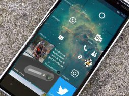 Windows 10 Mobile Start