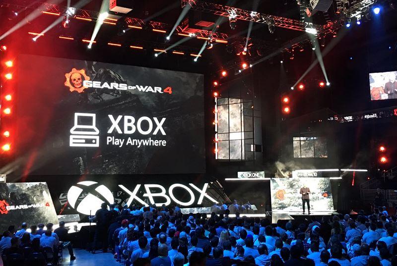 Xbox Play Anywhere: купите один раз и играйте на Xbox или ПК