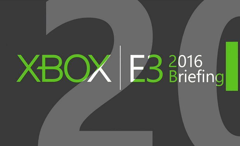 Где посмотреть онлайн-трансляцию брифинга Xbox E3 2016