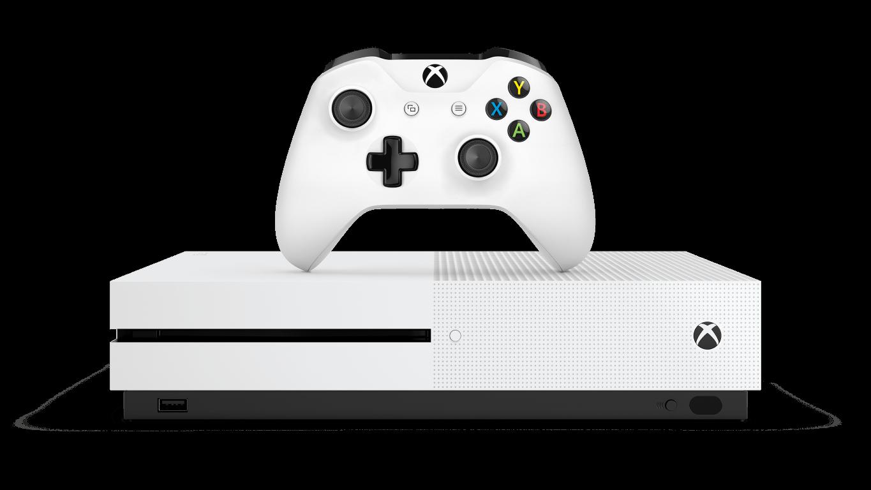 Microsoft анонсировала Xbox One S