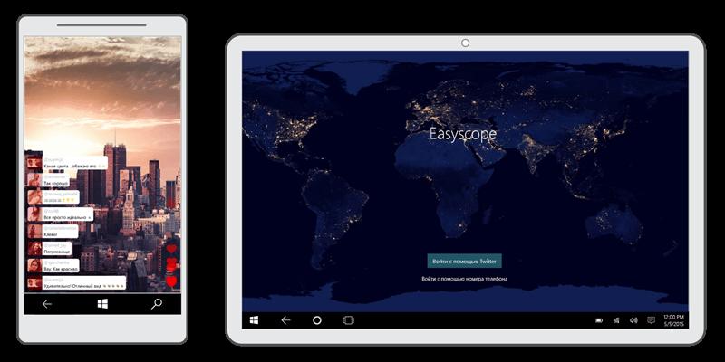 Easyscope – универсальное приложение для просмотра трансляций Periscope
