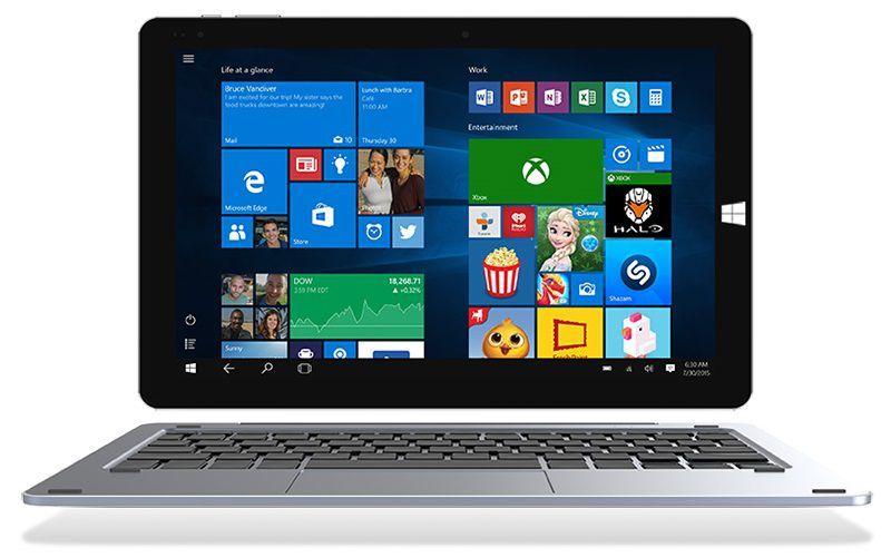 Конвертируемый планшет Chuwi HiBook Pro с Windows 10 и Android