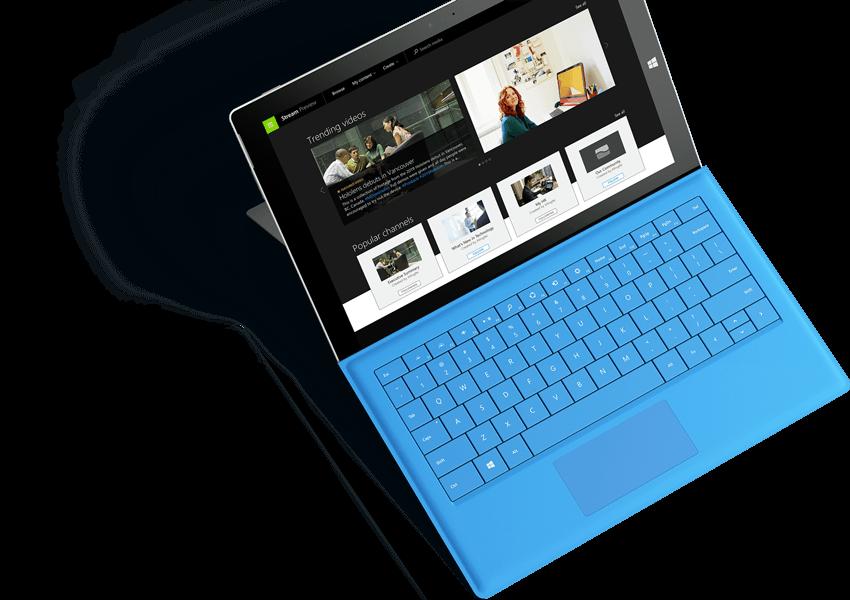 Microsoft представила Stream: как YouTube, но для бизнеса