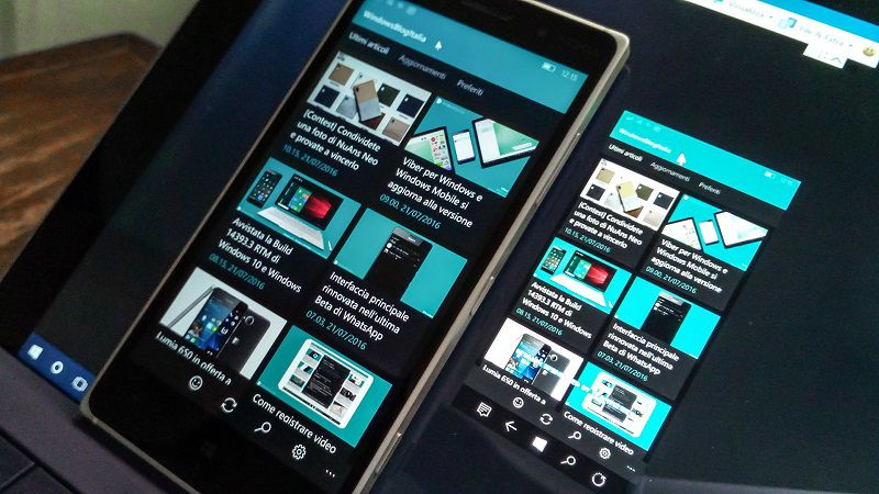 TeamViewer выпустили приложение для удаленного управления Windows 10 Mobile с ПК