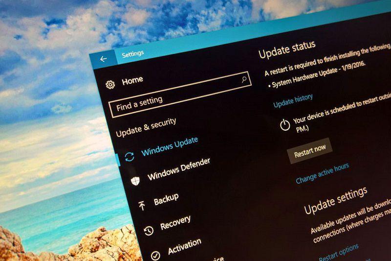 На серверах Microsoft появилось накопительное обновление KB3213522 (14393.577) для Windows 10 1607
