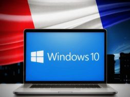 Windows 10 French