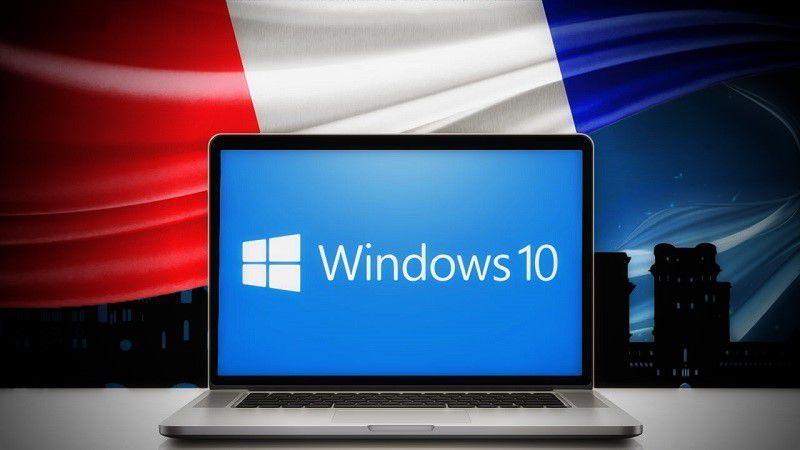 Windows 10 собирает слишком много данных, Франция недовольна