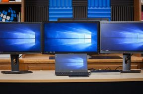 Windows 10 Multi Monitor