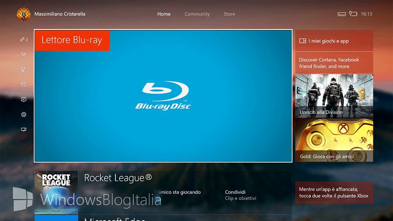 Microsoft выпустила первое UWP-приложение для Xbox One