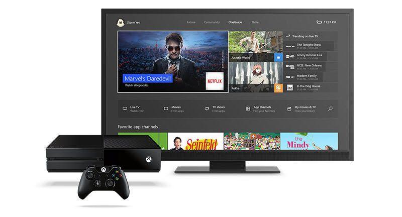 Началась рассылка августовского обновления для Xbox One