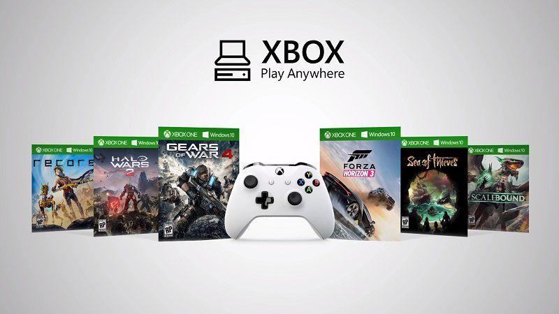 Xbox Play Anywhere стартует 13 сентября