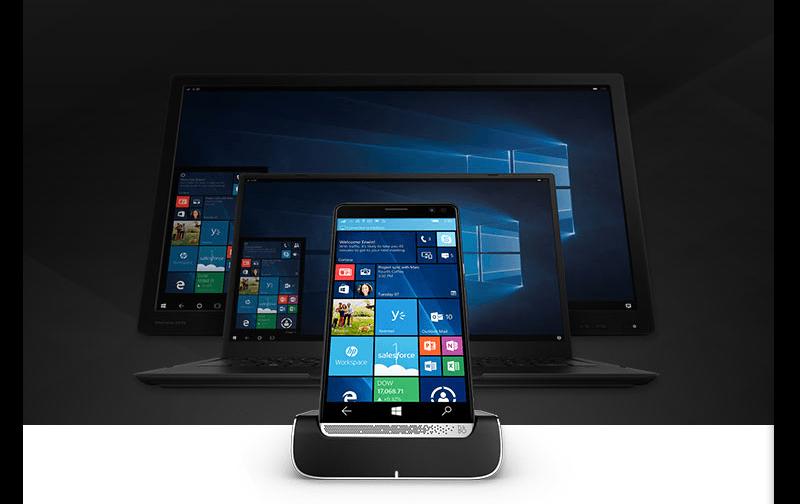Обновление Windows 10 Mobile Anniversary Update для HP Elite X3 будет выпущено 13 сентября