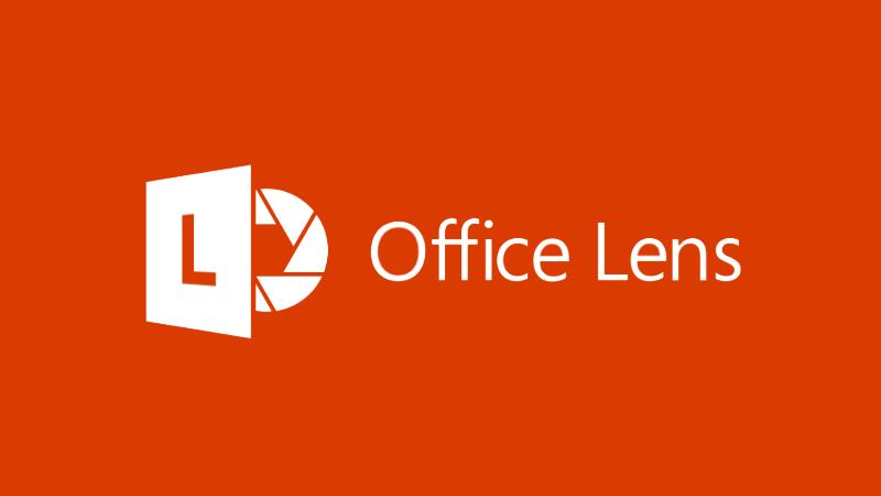 Выпущено универсальное приложение Office Lens