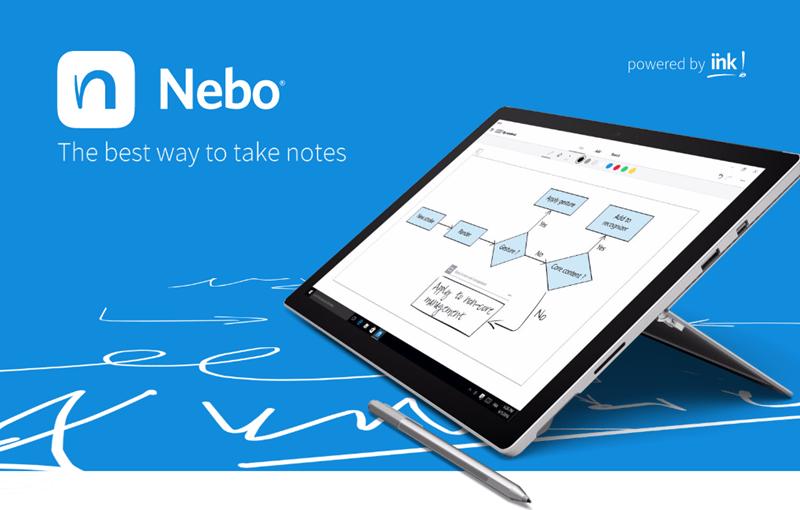 Одно из лучших приложений для ведения рукописных заметок Nebo временно доступно бесплатно