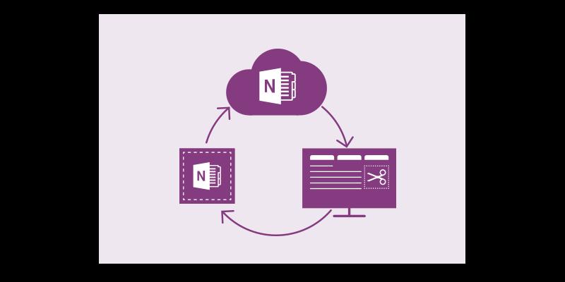 Microsoft пополнила расширение OneNote Clipper новым функционалом