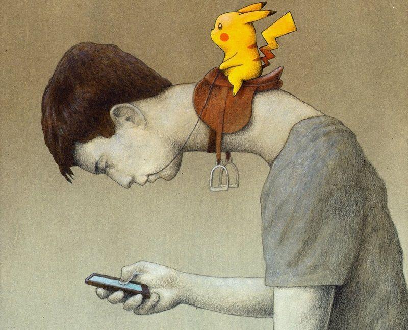 PoGo – неофициальный клиент Pokémon Go для Windows 10 Mobile