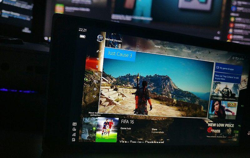 Стриминг игр с Xbox One на смартфоны с Windows 10 Mobile становится реальностью