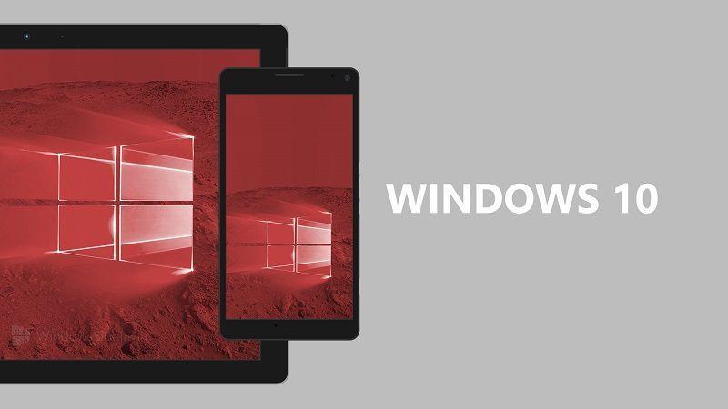 Первая сборка Windows 10 Redstone 2 может быть выпущена на этой неделе